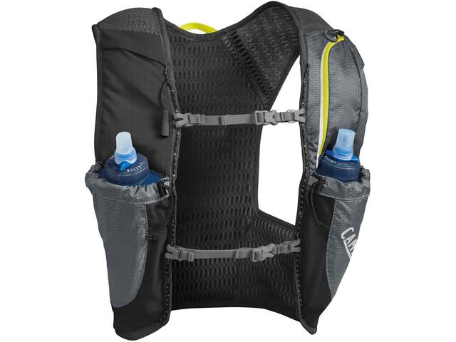CamelBak Nano Chaleco de hidratación, graphite/sulphur spring